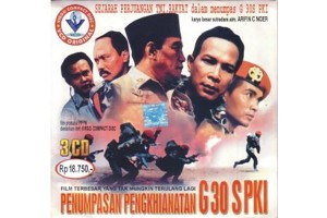 Dua Kabupaten di Kalbar Nobar Film G30S/PKI