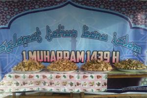 1.439 Ketupat Awali Perayaan Tahun Hijriah