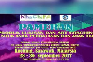 """Sanggar KhaChiFa """"Roadshow"""" ke Entikong Dan Kuching"""