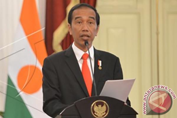 Presiden Jokowi minta penerapan edukasi kebencanaan