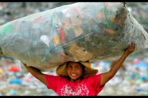 Pemulung Sampah Anorganik