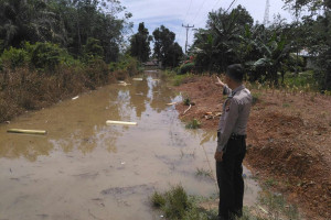 Sanggau Ledo Bengkayang Terendam Banjir