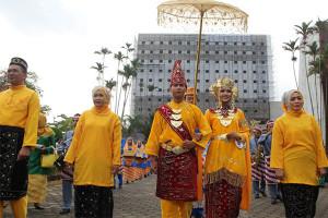 Pemkot Pontianak Gelar Festival Arakan Pengantin Melayu