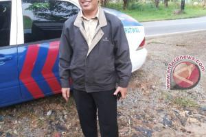 Anggota KPU Provinsi Kecelakaan di Senggiring