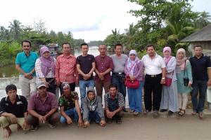 DKP Sukabumi Pantau Langsung Penggunaan Konverter Kit ABG