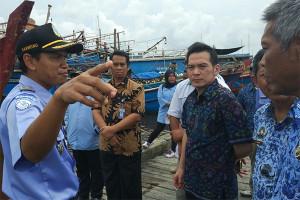 Komisi IV DPR RI Kunjungi PPN Pemangkat