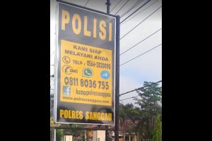 Polisi Amankan Pengedar Sabu di Entikong