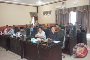 DPRD KKU Bentuk Pansus Raperda Keuangan Dewan