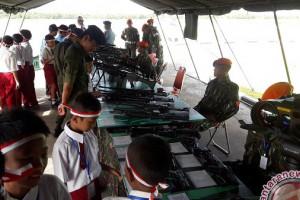 HUT PI TNI AU Libatkan Generasi Muda