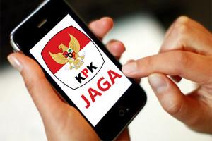 KPK Sosialisasi Aplikasi