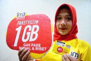 Peluncuran Paket Internet Yellow