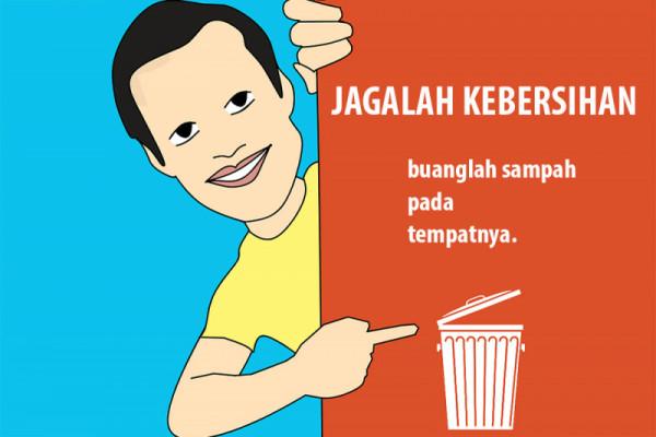 Dinas Lingkungan Hidup Pontianak wajibkan penyelenggara bersihkan sampah sendiri