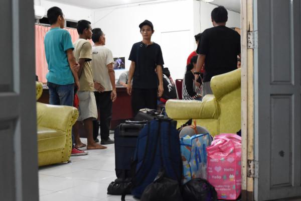 Malaysia Deportasi 48 TKI