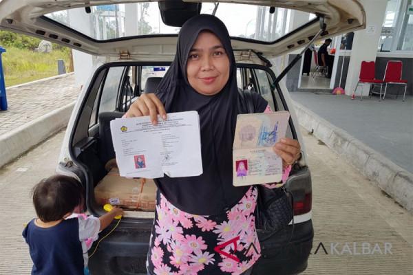 Tertibkan Kartu Identitas Lintas Batas Indonesia-Malaysia