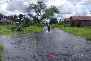 Terendam Banjir
