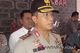 Polisi Kalbar tangkap 52 tersangka judi