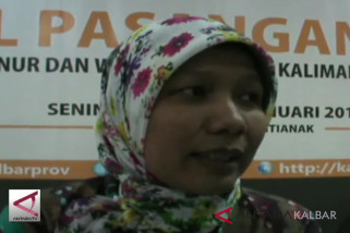KPU Kalbar verifikasi kepengurusan 12 parpol