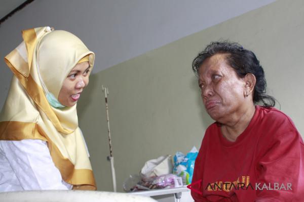 TKW Surabaya Menderita Stroke