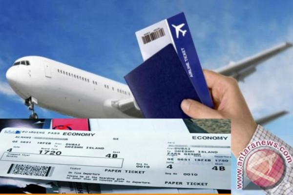 Harga tiket pesawat ke Pontianak naik 50 persen