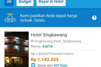 Hotel Singkawang, jangan naikkan tarif kamar