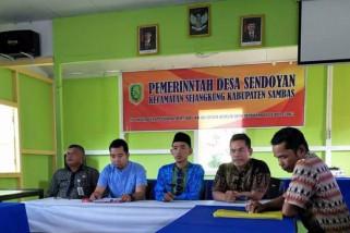 Desa Sendoyan dapat delapan paket program dari APBD 2018