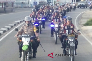 268 personil amankan perayaan Imlek di Sambas
