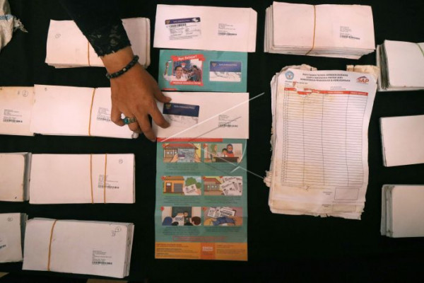 Kartu Indonesia Pintar Terbengkalai