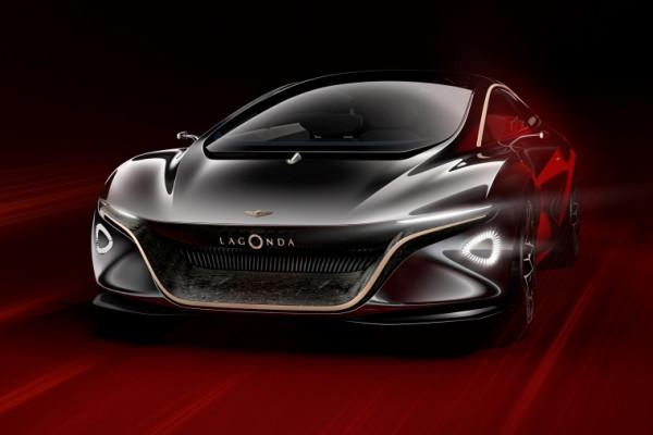 Mobil listrik Aston Martin Lagonda Vision masuk dapur produksi pada 2021