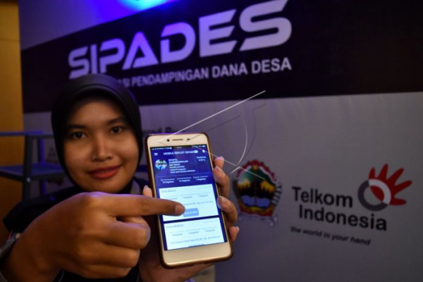 Aplikasi Sistem Informasi Pendampingan Dana Desa