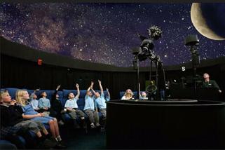 Lapan hadirkan planetarium di momen kulminasi matahari