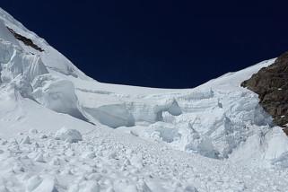 Pemanasan global picu salju longsor