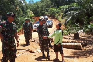 Danrem ABW optimistis Program TMMD Sanggau tuntas tepat waktu