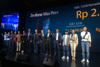 ASUS siapkan harga khusus Spesial Ramadhan Zenfone Max Pro M1