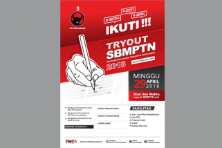 PDIP Mempawah gelar try out SBMPTN