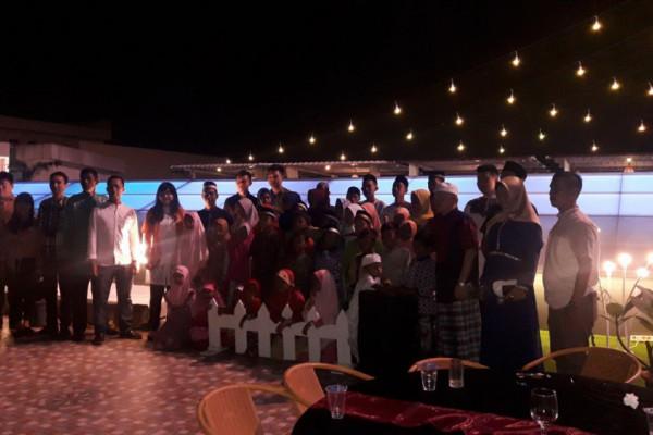 Pererat Tali Silahturahmi Hotel Maestro Gelar Buka Bersama
