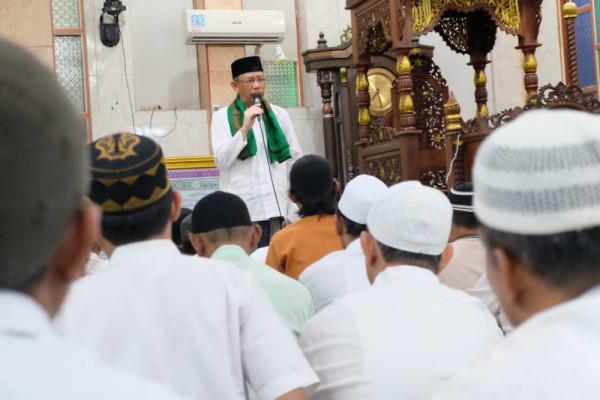 Sutarmidji lakukan tarawih keliling sepanjang bulan Ramadhan