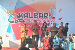 Kalbar Extravaganza 2018 resmi dimulai
