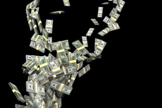 Rupiah dekati Rp14.200 per dolar AS