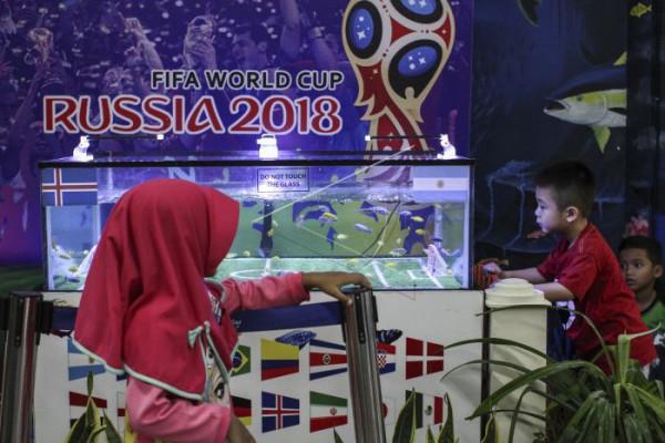 Performa Rusia menakjubkan di Piala Dunia
