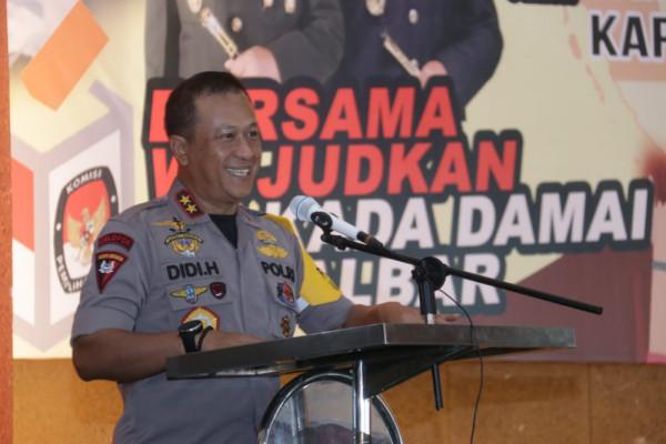 AKBP Yuri Nurhidayat dilantik sebagai Kapolres Ketapang