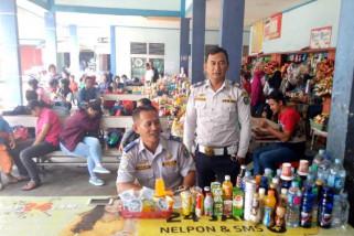 Sudah 200an pemudik dari Terminal Bis Sanggau