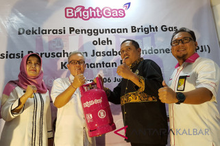 Deklarasi Penggunaan Bright Gas