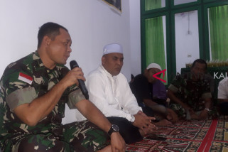 Kapendam Tanjungpura gelar buka bersama awak Media Kalbar