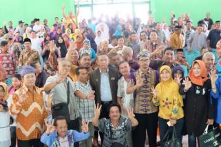 Sutarmidji bersilaturahim dengan tokoh masyarakat se-Kota Singkawang