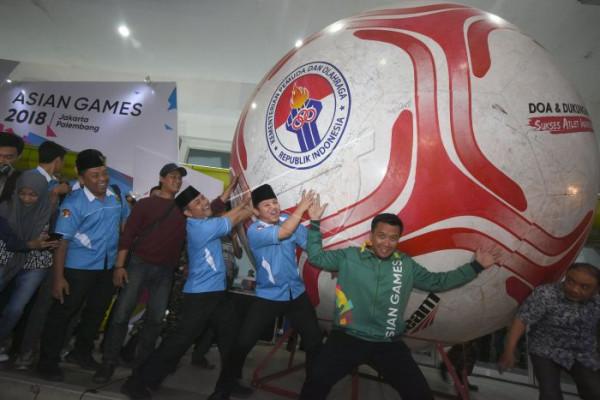 Hitung mundur menuju Asian Games 2018