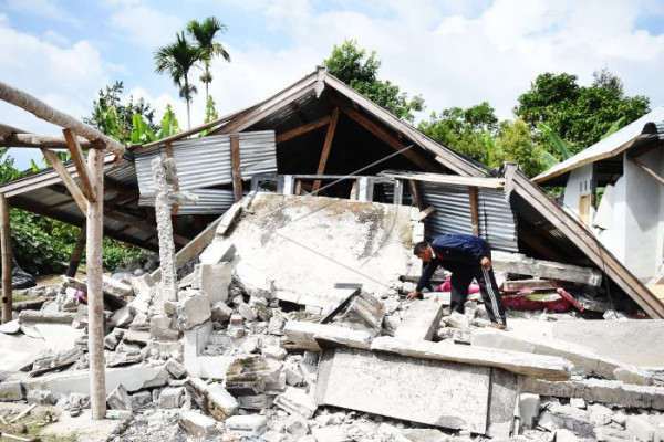 Gerindra Malaysia galang bantuan dana untuk korban gempa
