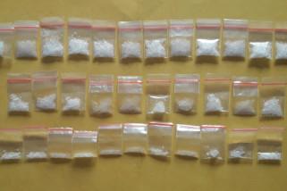 Polres Sintang amankan bandar narkoba