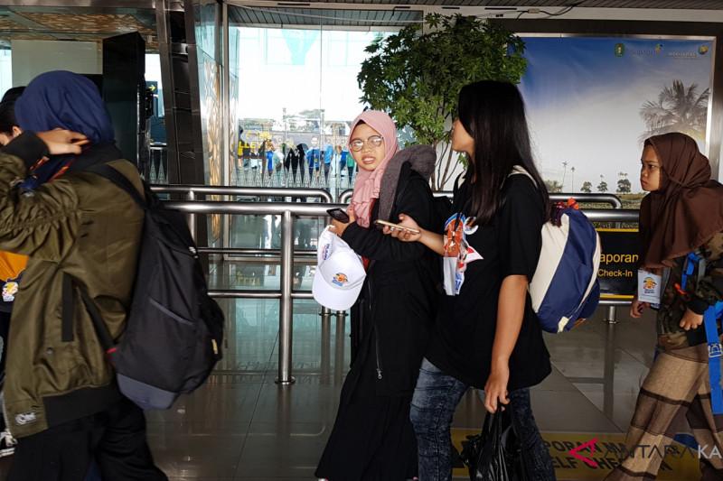 BUMN Hadir - Keberangkatan SMN 2018 ke Semarang