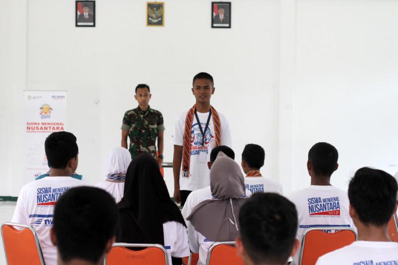 SMN Belajar di Kodam Tanjungpura