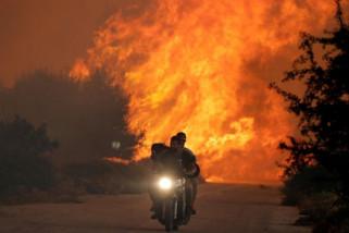 Aktivitas pembakaran di Kalbar sudah dalam kategori berbahaya